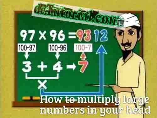 Hack Pelajaran Matematika Yang Tidak Pernah Diajarkan Saat Sekolah