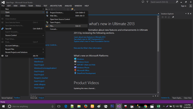 Fix Cara Memperbaiki Invalid License Data Di Visual Studio Vb.Net, ms visual studio