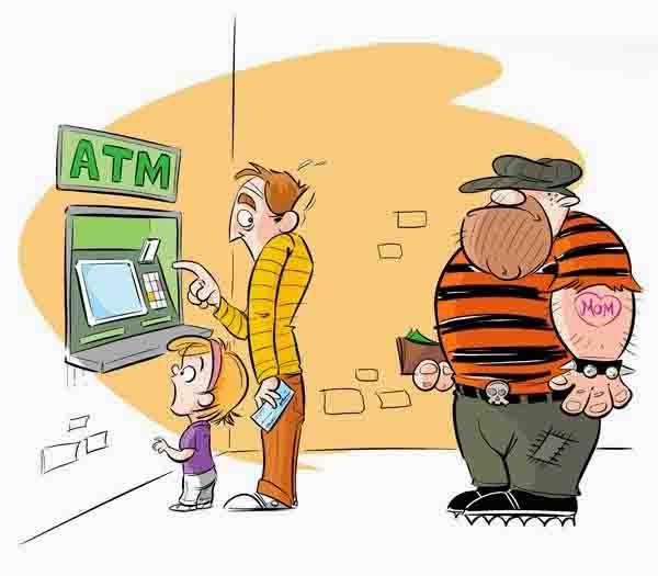 Penipuan Via ATM