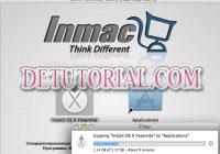 Cara Membuat Bootable Mac OS YOSIMITE di FD