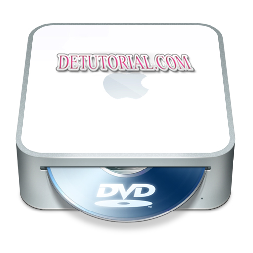 Cara Burning File ke CD atau DVD di Macbook