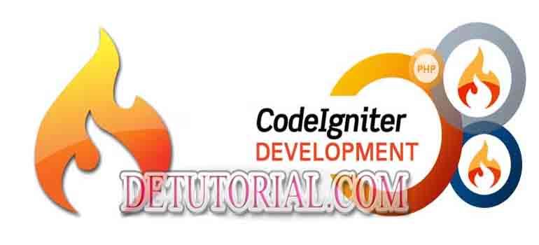 Cara Mudah Membuat Aplikasi Sederhana CRUD dengan Codeigniter, webserver