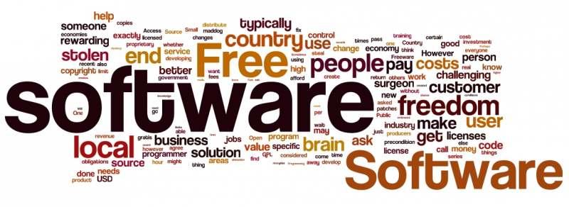 Free Softwares