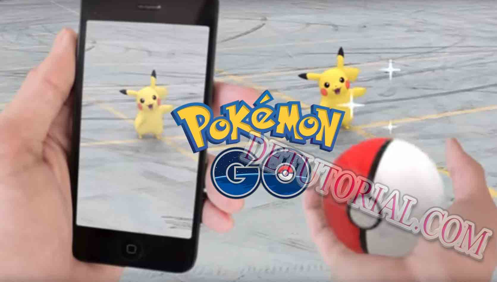 Pokemon Go, Cara Install Main Pokemon Go di Hp Intel Asus Zefone