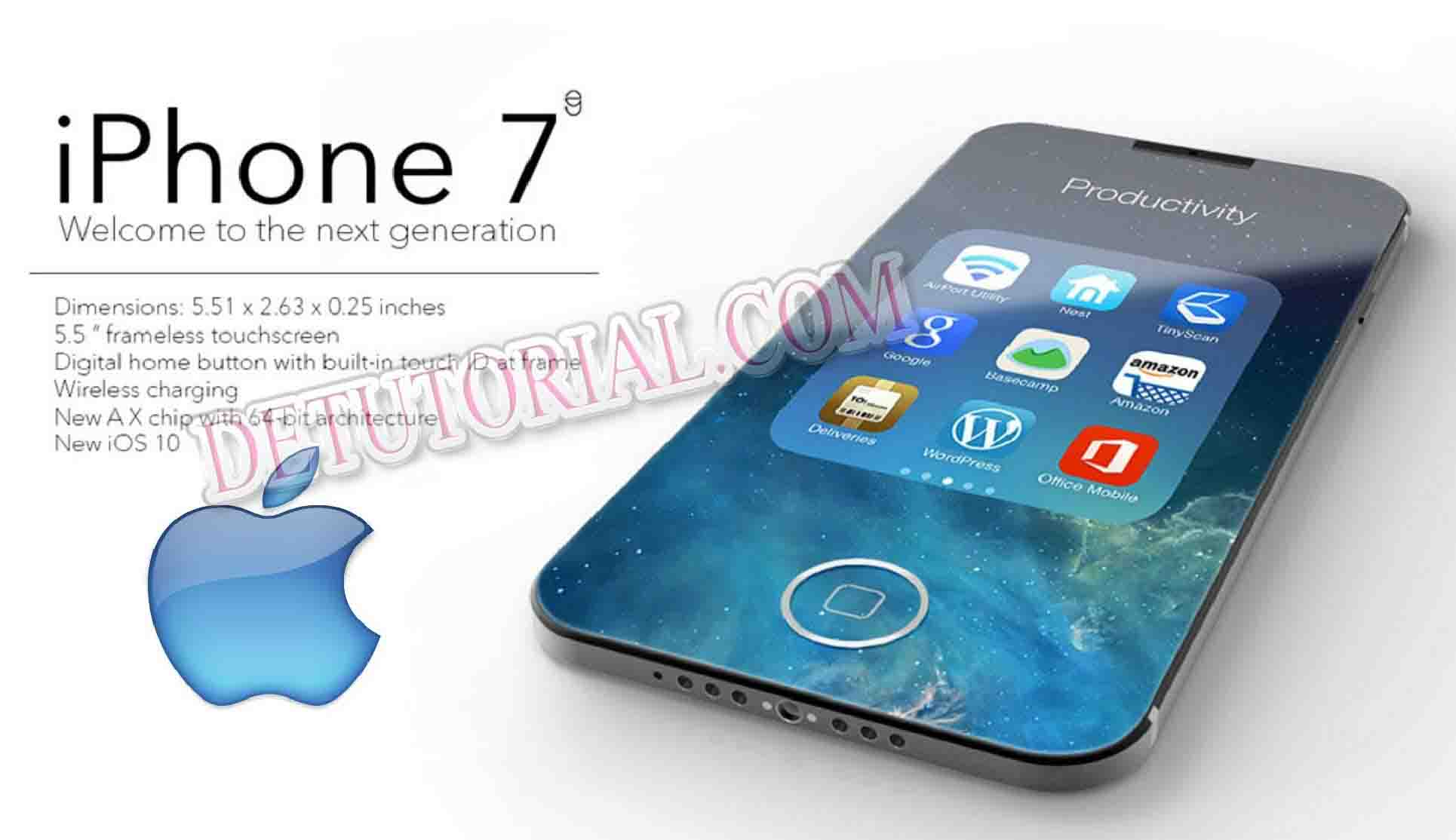 Produk Baru Iphone 7 Dengan Spek Gahar, Harga dan Spesifikasi Apple Iphone 7 Plus, Harga dan Spesifikasi Apple Iphone 7, harga spek iphone 7, Harga Spesifikasi Apple Iphone 7 dan Iphone 7 Plus