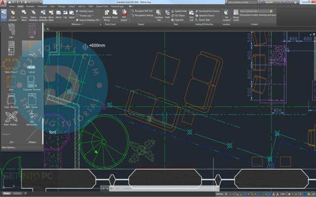 Detail Fitur Autocad 2018 Terbaru