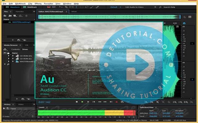 Adobe Audition CC 2015