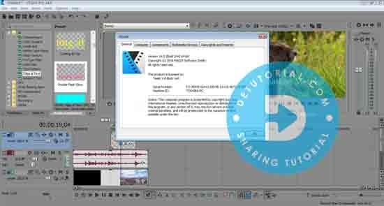 Cara Install Vegas Pro 14 Build 244 Full Version Single Link, How to Install Vegas Pro 14 Build 244 Full Version Single Link