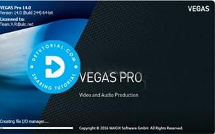 Free Download Vegas Pro 14 Build 244 Full Version Single Link