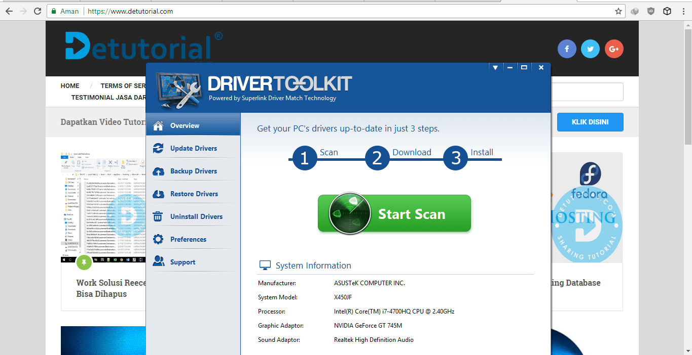driver toolkit email and license key