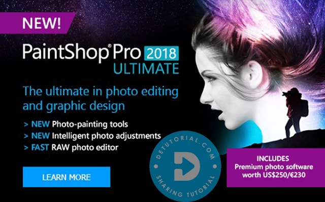 Download Corel Paintshop Pro 2018 New Full Single Link