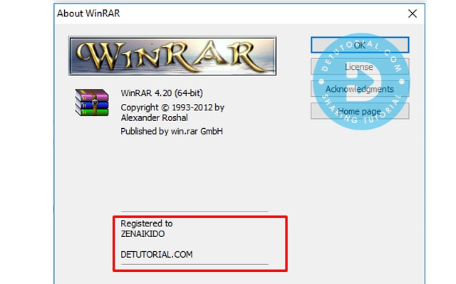Lisensi Key Password Winrar Full 32 bit dan 64 bit, Kelebihan Aplikasi Kompress File Winrar