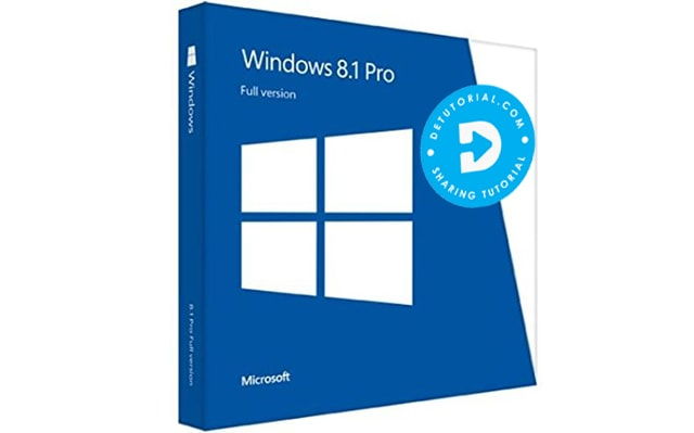 Download Windows 8.1 Pro 32 bit 64 bit ISO Update Terbaru