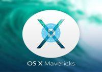 Download OS X Mac Mavericks Niresh 10.9 Grdive