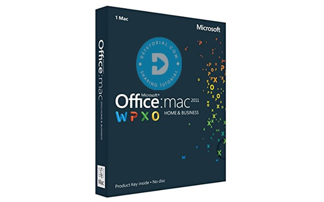 Gratis officepaket mac