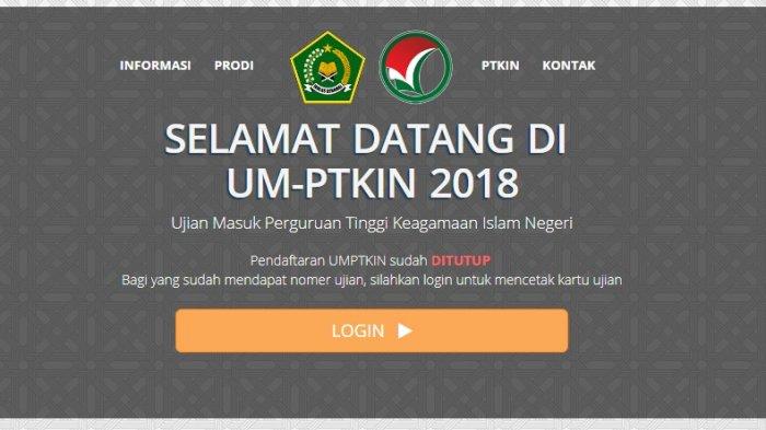 Informasi Pengumuman UMPTKIN Terbaru Terupdate