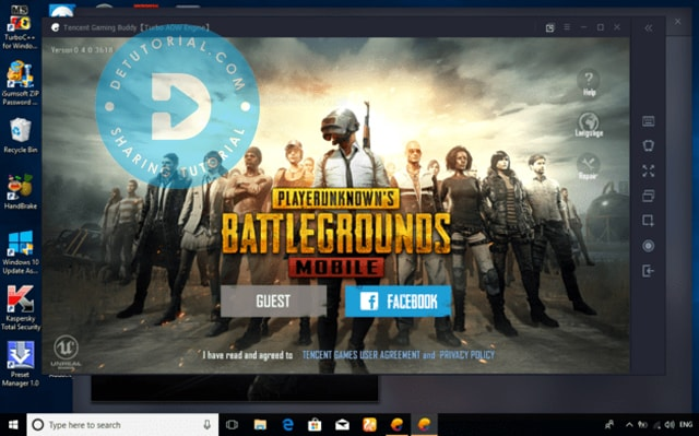 Cara Download dan Bermain PUBG di PC Laptop